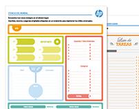 Proyectos creativos - HP