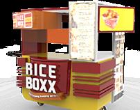 Rice Boxx Stand
