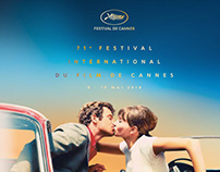 2018 Cannes Film Festival Poster