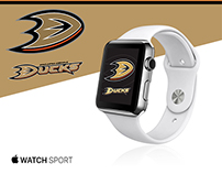 Ducks Apple Watch App