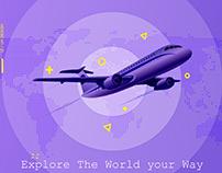 Airport App Design