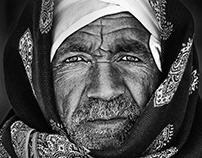 Human Portraits in B&W
