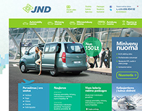 JND. Cars for Rent