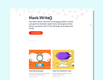 Hackwrite v2.0