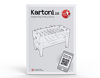 Assembly Instruction for Kartoni
