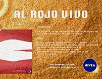 Al rojo vivo - Nivea