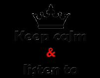 Keep Calm & Listen to Arijit Singh T-shirts