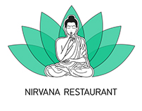 Логотип Nirvana Restaurant