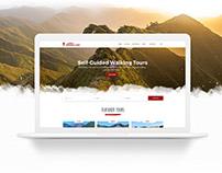 Innwalking Travel Website