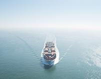 Felixstowe Shipping Port