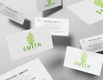 Smith Landscaping - Rebrand