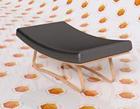 Trivo Chair 3D Model