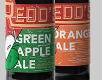 REDD'S Packaging Rebrand