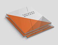 Folder Mockup (Freebie)