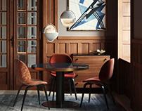 Vintage room by GUBI