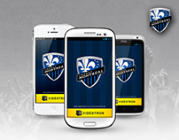 Montreal Impact - Mobile Application - First edition