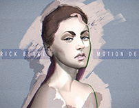 Animated 3D Illustration of a Sassy Woman
