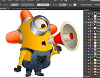 Minions At Work!