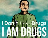 I AM THE DRUGS / DALÍ + BB