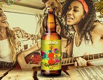 Cerveja Raosódia/Rhapsody Beer - Cervejaria Verace