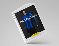 DEVOLD PROTECTION CATALOGUE 2018