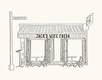 Jack's Wife Freda - NYC