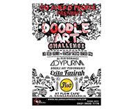 Doodle Art Challenge