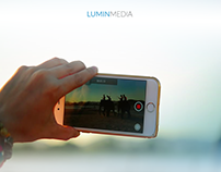 Lumin Media Web Design