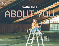 ABOUT YOU // music video for Mally Lace