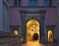Wawel Castle - part 1I