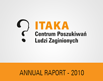 Fundacja ITAKA - Annual Raport Brochure 2010