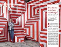 Petr Kvíčala - painter / Interview