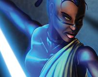 BLUE SABER - Saber Series pt 1