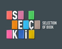 SEÇKİ (Selection of Book) - Book Covers