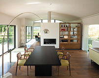 Linear Living By William Garvey furniture Makers
