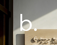 ceramik b. re-branding & web