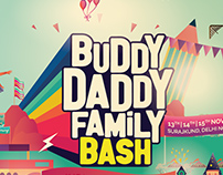 Buddy Daddy Family Bash