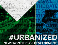 URBANIZED: New Frontiers of Development