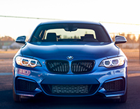 BMW M235i - Photography and Retouch
