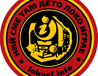 lokosf.info logo and sigil
