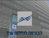 TLV Stock Exchange opening sequence