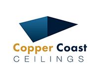 Copper Coast Ceilings - Logo Design
