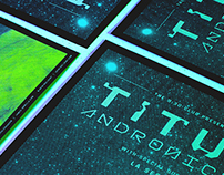 Titus Andronicus   Poster Design