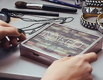 Urban Decay. Naked on the Run