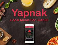 Yapnak App Design