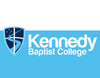 Kennedy Baptist College – Visual Identity