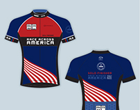 Race Across America Finisher Apparel