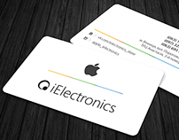 Business Card iElectronics
