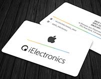 Business Card iElectronics