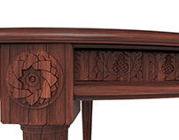 Classical table